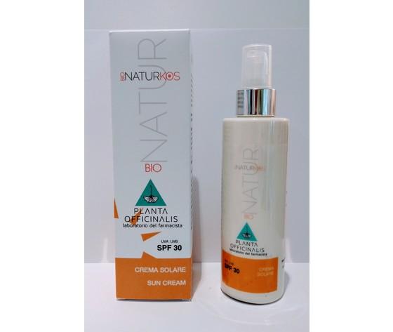 CREMA SOLARE PROTETTIVA SPF 30 + PLANTA 200 ml