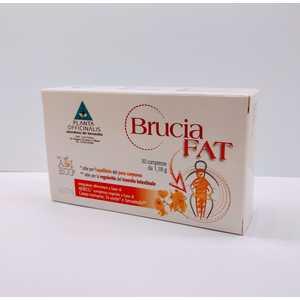 Brucia FAT 30 Compresse