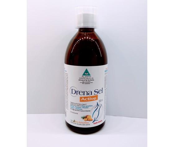 Drena Sel ACTIVE Gusto Ananas 500 ml