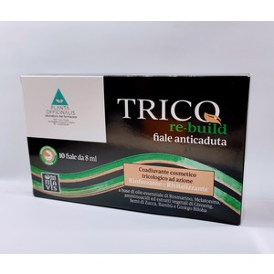 TRICO RE-BUILD 10 FIALE da 8 ml