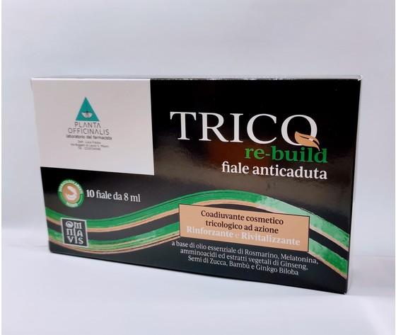 TRICO RE-BUILD 10 FIALE da 8 ml