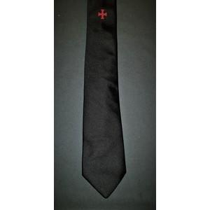 Cravatta Croce Templare vari colori