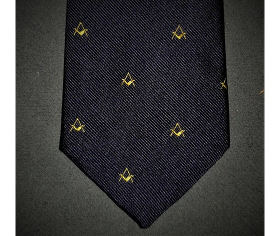 Cravatta Squadra/Compasso Vari colori