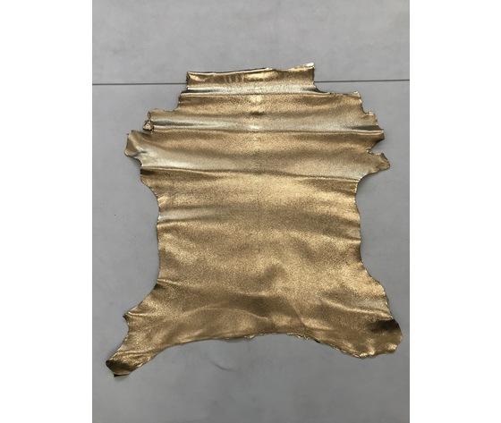 Ovino per pelletteria oro