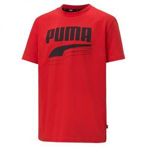 Puma T-shirt Rossa ragazzi ART. 581530 011