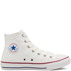 Converse Chuck Taylor All Star Ricamo in Pizzo ART.668030C