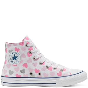 Converse Heartsfall Chuck Taylor All Star High Top - Ragazza art. 668019C