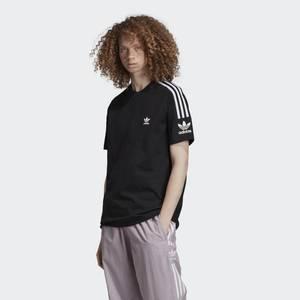 Maglietta Adidas 3 Stripes NERA/ BIANCA Art. ED6116