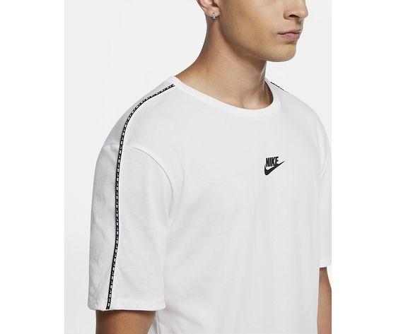 Nike maglia bianca manica corta sportswear cz7825 100  2