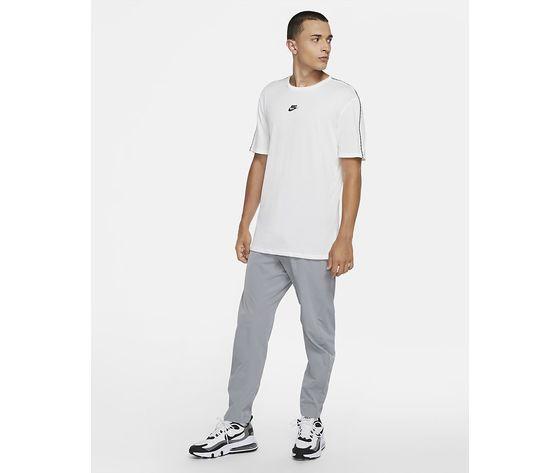 Nike maglia bianca manica corta sportswear cz7825 100  3