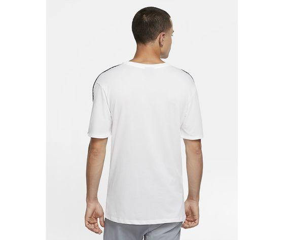 Nike maglia bianca manica corta sportswear cz7825 100  1