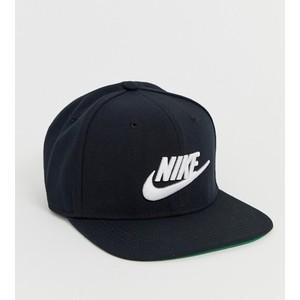 Cappello Nike Nero snapback Pro Futura Black Logo Ricamato art. 891284 010