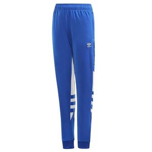 Pantalone Adidas in Acetato Blu Royal Ragazzi con logo dietro su entrambe le gambe Art. GD2711