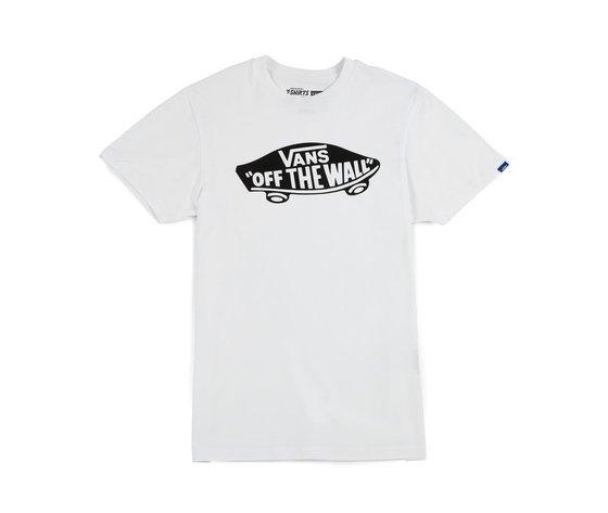 T shirt vans otw t shirt white black 87761 674 1