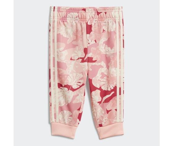 Tuta adidas rosa bambina track suit sst art. gd2889 3