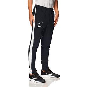 Pantalone Nike Nero Doppio Swoosh  Con Bande Laterali art. CJ4873 010