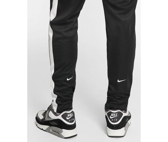 Pantalone nike nero doppio swoosh  con bande laterali art. cj4873 010 1