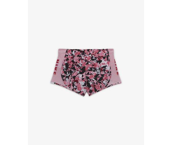 Shorts bambina rosa da running nike dry fit pantaloncini sportivi art. cu8198 654