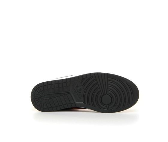 Scarpe sportive uomo jordan access nero rosse art. ar3762 006 2
