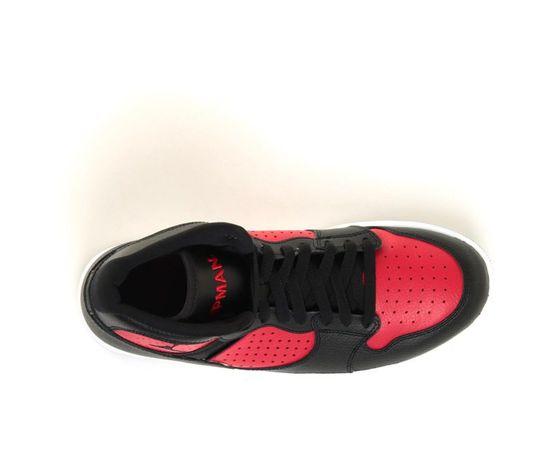 Scarpe sportive uomo jordan access nero rosse art. ar3762 006 3