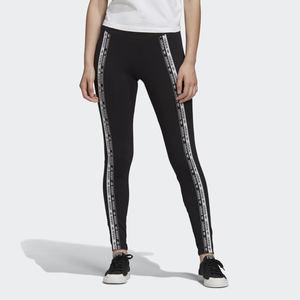 Leggings Donna Nero Nastri Con Loghi Adidas Tight R.Y.V  art. FM2499