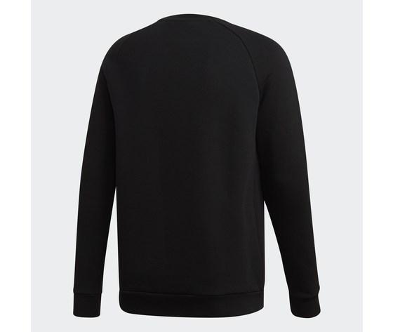 Felpa adidas uomo nera esssentials crewneck  art. dv1600  2