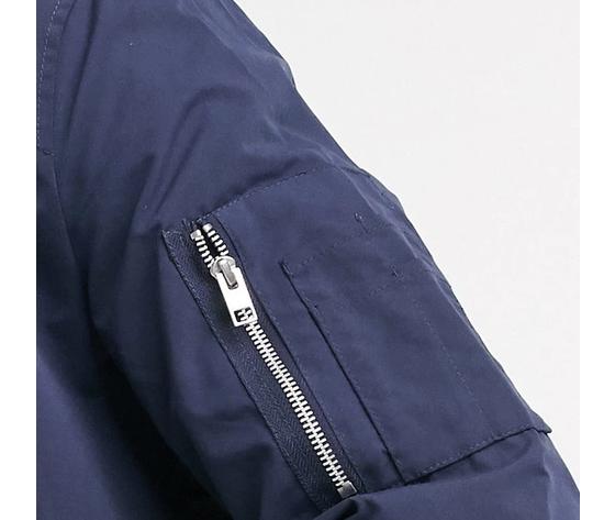Jack   jones giacca da aviatore classica navy art. 12165203 navy %282%29