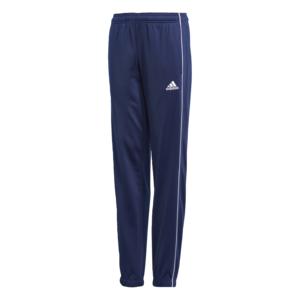 Pantaloni Tuta Bambino Dark Blu Adidas Core 18 art. CV3586