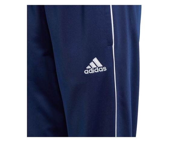 Pantaloni tuta bambino dark blu adidas core 18 art. cv3586 1