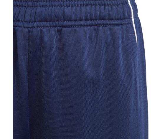 Pantaloni tuta bambino dark blu adidas core 18 art. cv3586 2
