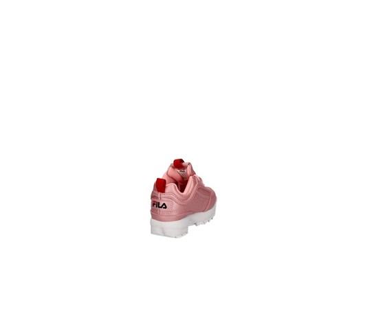 Fila sneakers basse rosa bambina distruptor art. 1011077 73l 1