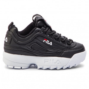 Sneakers Fila Disruptor Kids nero Unisex art. 1010567.25Y