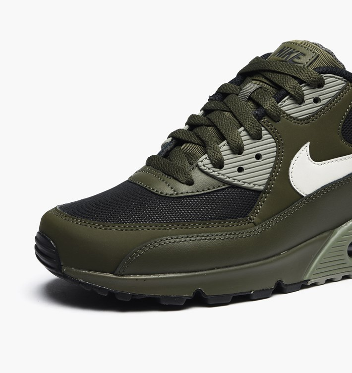 air max 90 essential uomo verde militare