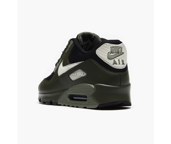 Nike air max 90 essential 537384 309 cargo khaki light bone dark st %281%29