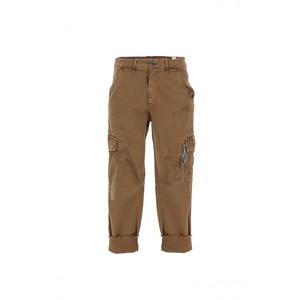Imperial Pantalone Uomo Cargo Cammello Con Tasconi art. P361211057