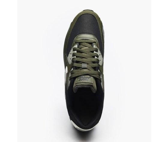 Nike air max 90 essential 537384 309 cargo khaki light bone dark st %283%29
