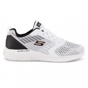 Skechers Sneakers Uomo Bianche Verkona art. SKE232004WBK