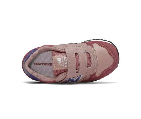 Scarpe new balance bambina rosa con strappi art. iv373kpp 2