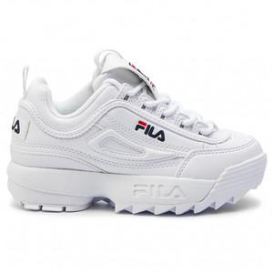 Sneakers Fila Disruptor Kids bianco bambino art. 1010567.1FG