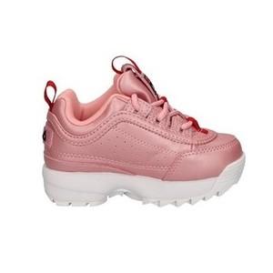 Fila Sneakers Basse Rosa Bambina Distruptor art. 1011077 73L