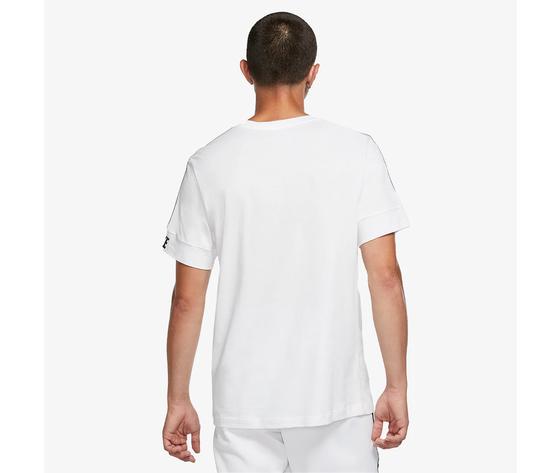 Nike t shirt bianca sportswear repeat art. cz7829 100 %282%29