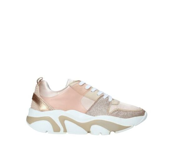 Apepazza sneakers donna eleonor platino art.s0easy01mix