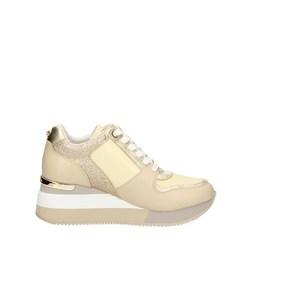 Apepazza Sneakers Donna Harya Con Zeppa Beige art. S0HIGHRUN07 GLT