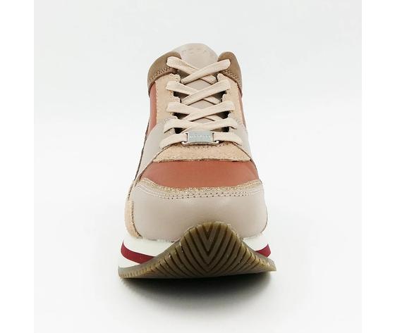 Apepazza sneakers donna hilary con zeppa blush art. f0highrun08 blush %284%29