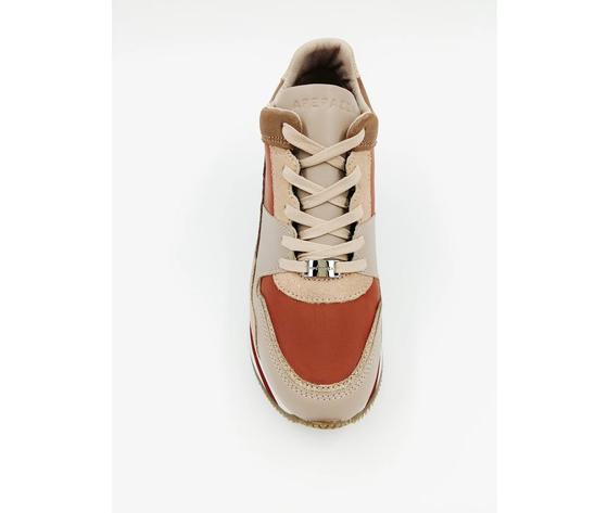 Apepazza sneakers donna hilary con zeppa blush art. f0highrun08 blush %285%29