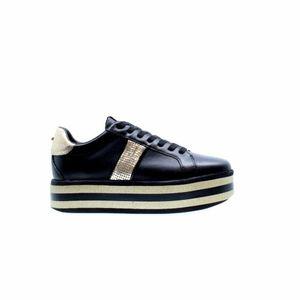 Apepazza Sneakers Donna Platform Oro/Nero art. F0ICIWPLUS01