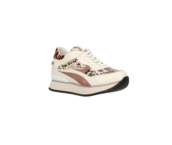 Apepazza sneakers raven donna multi animalier blush art. f0rsd02 blush 1