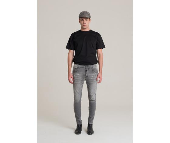 I'm brian jeans uomo black regular fit art. mirko bk l1504 3