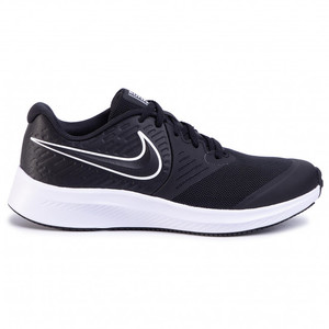 Nike Star Runner 2 in Tela Nera  ART. AQ3542 001