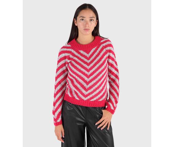 Shop art maglia donna raglan a righe art. 20ish60734